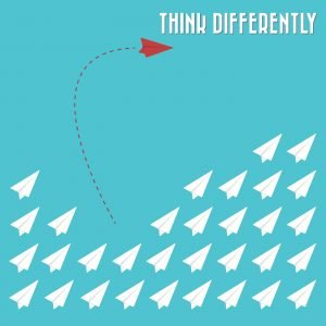WTF Thoughts - Think Differently